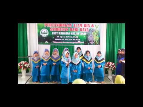 Nasyid Cahaya Iman oleh murid-murid PASTI Asy Syifa' 2013 HD