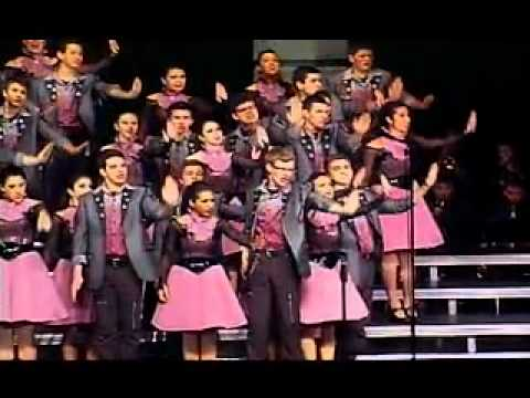 SOLON HIGH SCHOOL MUSIC IN MOTION 2012 BRING ME TO LIFE