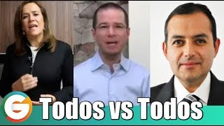 Margarita Zavala pide la renuncia de Ricardo Anaya