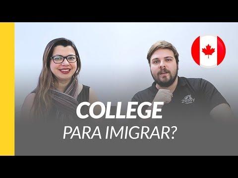 CANADÁ: IMIGRAR FAZENDO COLLEGE? COMO FUNCIONA? 🎓