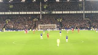 Everton 3-2 Watford Baines penalty