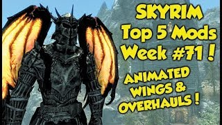 Skyrim Remastered Top 5 Mods of the Week 71 Xbox One Mods