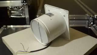 Мощный 730 м3/час металлический вытяжной вентилятор PRO-150(Этот мощный вытяжной вентилятор устанавливают: в ванную и туалет, в маникюрный стол в качестве вытяжки..., 2016-10-17T02:07:27.000Z)