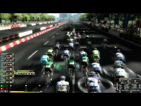 Pro Cycling Manager 2012: Tour De France. Lotto-Belisol: Les Champs du cygne! #20