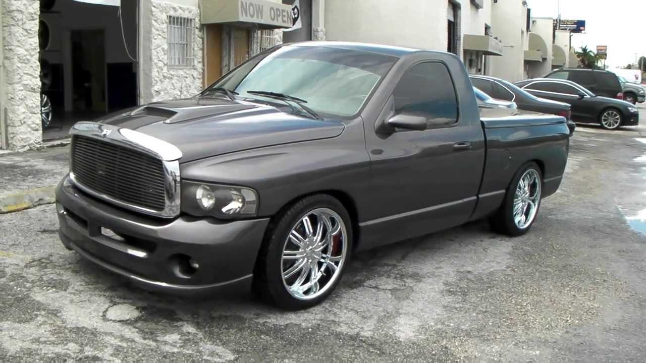 24 wheels chrome - Dubsandtires Com 22 Inch Velocity Wheels Vw800 Vw 800 Chrome Wheels 2002 Dodge Ram Slammed Rims Youtube