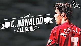 cristiano ronaldo 20032004 all 6 goals