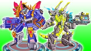 Assemble 5 Super Robot Fighters - Epic Robot Battle | Eftsei Gaming