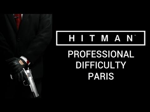 Hitman: Professional Difficulty - Paris