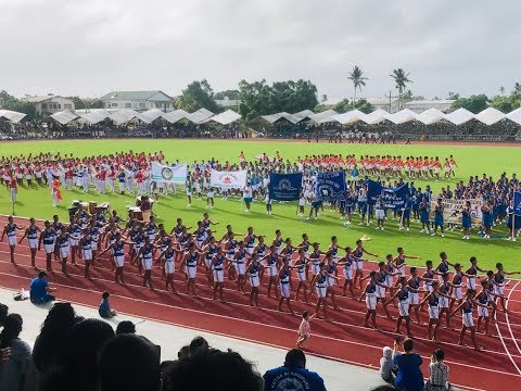 DAY 1: INTERCOLLEGIATE SPORTS - TEUFAIVA STADIUM  - KINGDOM OF TONGA