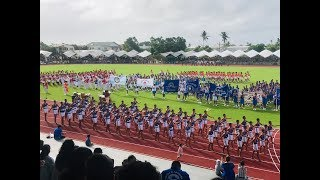 DAY 1: INTERCOLLEGIATE SPORTS - TEUFAIVA STADIUM  - KINGDOM OF TONGA