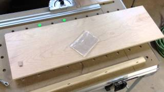Shelf Edging With Festool Domino