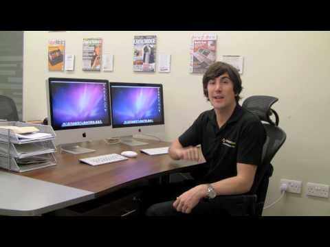 iMac Review & Speed Test in full HD