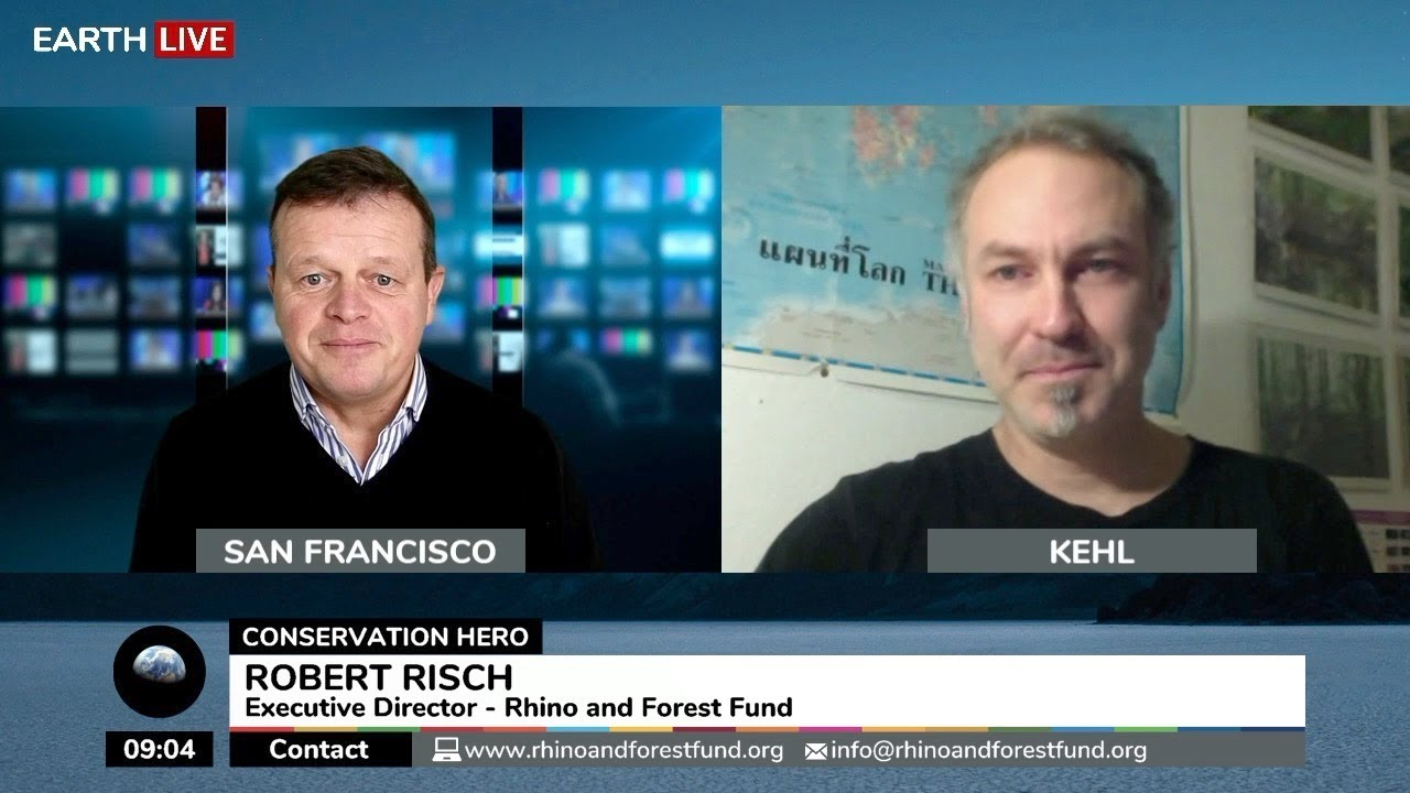 Robert Risch, Executive Director, Rhino and Forest Fund