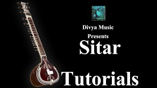 Learn how to play Sitar online lessons Guru Sitar instructor for beginners Sitar training videos