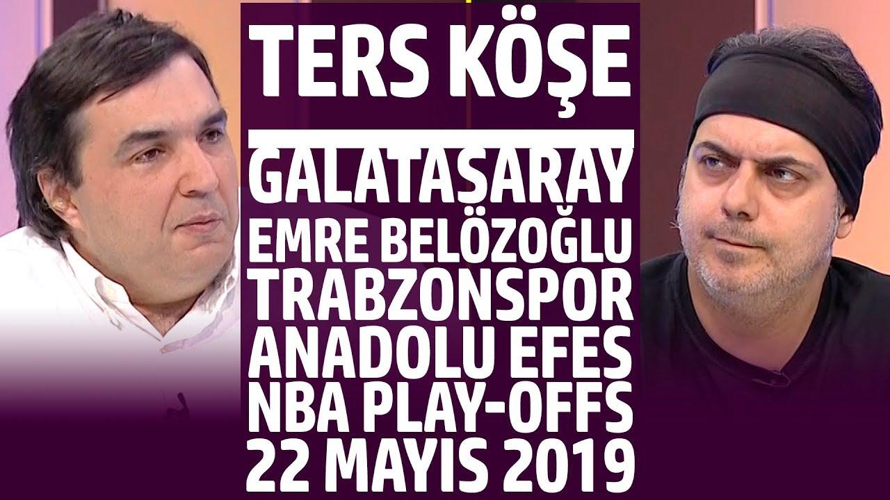 Ters Köşe - Kaan Kural & Ali Ece | 22 Mayıs 2019