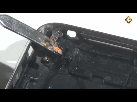 Ремонт Apple IPhone 3G - замена задней панели корпуса в айфоне
