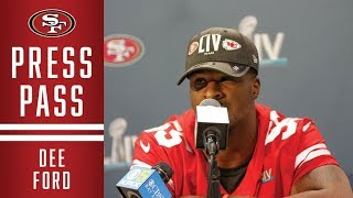 Dee Ford Explains What It's Like to Battle vs. Travis Kelce | 49ers