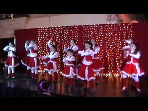 The Adonelle Dancers ~ Macarena Christmas ~ Tarxien