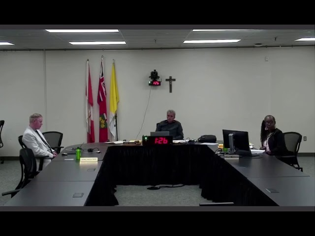 TYC Deputation on Anti-Black Racism at TCDSB Special Committee Meeting
