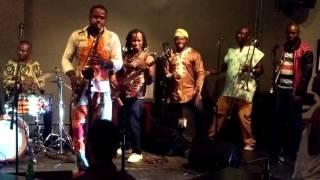 afrobeat south africa zombie by fela kuti played by femi koya