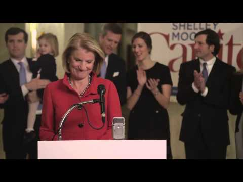 Shelley Moore Capito Announces Her Candidacy for the U.S. Senate in 2014