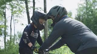 BERKSHIRE BIKE TOURS: Mountain Bike Instruction at Thunder Mountain Bike Park