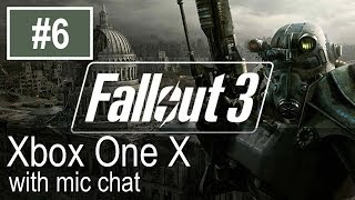 Fallout 3 on Xbox One X Gameplay (Let's Play #6)
