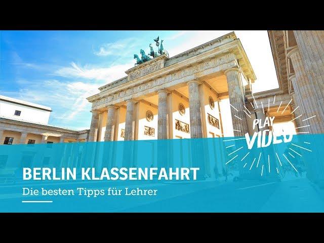 Klassenfahrt nach Berlin | Tipps & Empfehlungen | HEROLÉ Klassenfahrten