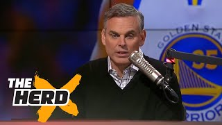Golden State Warriors are becoming unbelievably unlikable | THE HERD