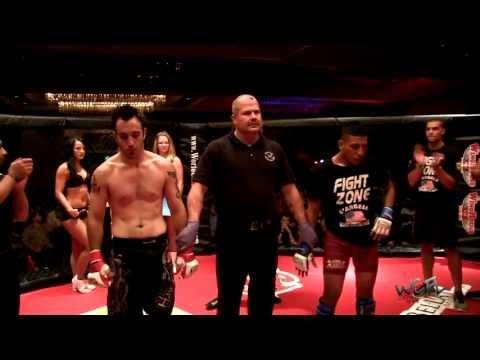WCFL 5 - Juvenal Sanchez vs Ian Gagnon