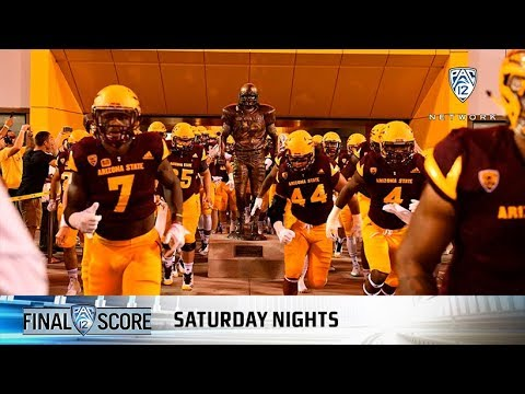 Recap: Arizona State football uses strong 3rd quarter to top New Mexico State