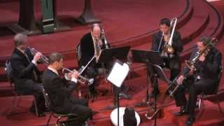 Monteverdi Brass perform: Music of Renaissance Spain Thumbnail