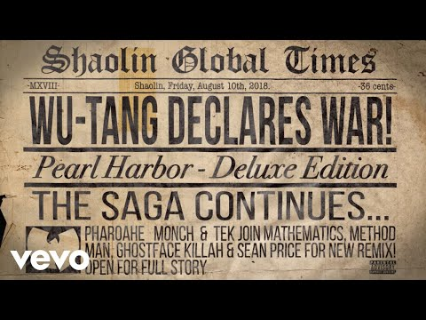 Wu-Tang Clan Pearl Harbor (Remix Ft. Pharoahe Monch & Smiff-N-Wessun) Artwork