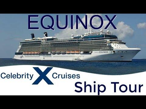 Celebrity Equinox Cruise Ship Tour
