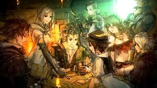 OCTOPATH TRAVELER - Paths of Ritual and Research Trailer (Nintendo Switch)