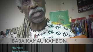 Kamau Kambon: Dismantling white Dominance and Restoring the Afrikan Mind