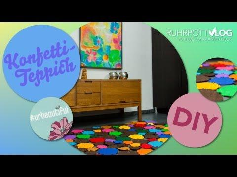 teppich h kelanleitung f r anf nger woolpedia doovi. Black Bedroom Furniture Sets. Home Design Ideas