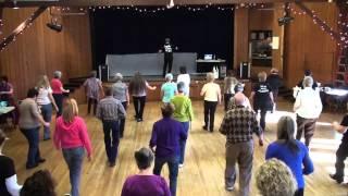 Cha Cha Ritmo Line Dance with Ira Weisburd