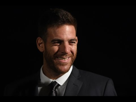 Official Dinner interview with Juan Martin del Potro and Daniel Orsanic