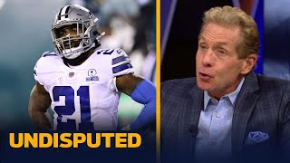I just don't see the same guy in Zeke, he's lost his explosion & burst — Skip | NFL | UNDISPUTED