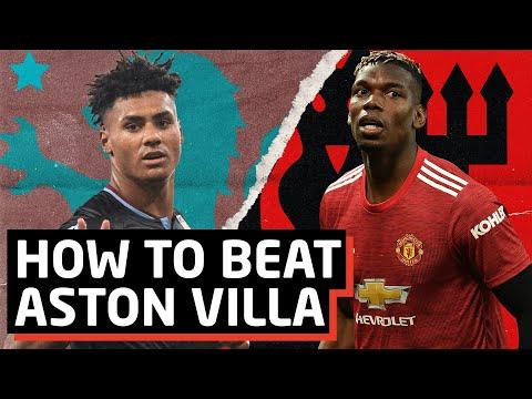 Pogba MUST Play! | How To Beat Aston Villa | Aston Villa vs Manchester United Preview