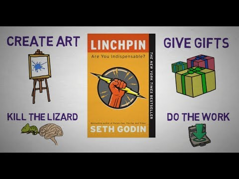 Becoming Indispensable | Seth Godin's Linchpin | Animated Book Summary