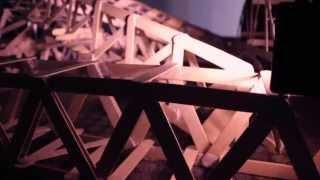 3rd High School Wooden Bridge Contest (2015)