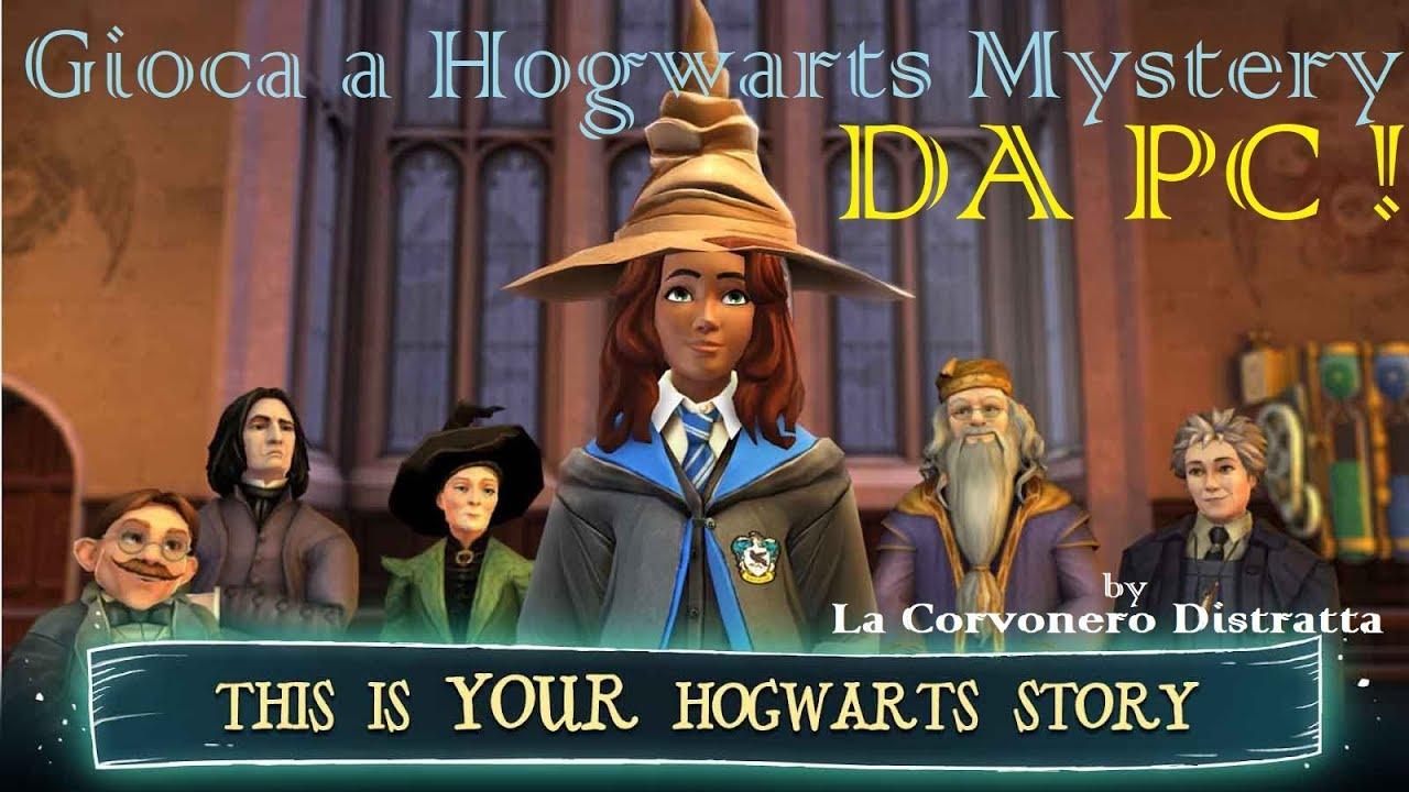Scaricare hogwarts mystery