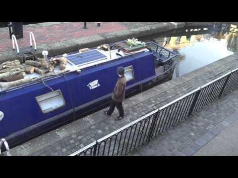 Popeye & Olivia - Regents Canal Camden Lock