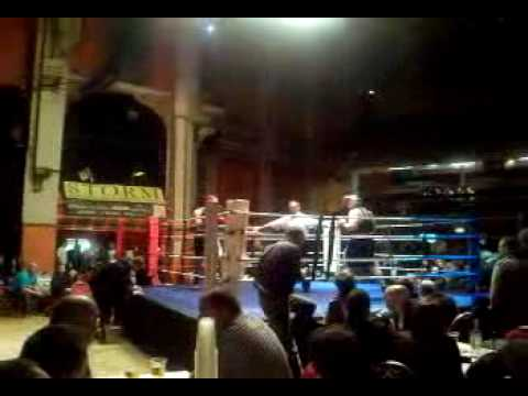 "Brian ""THE DEMOLITION MAN"" Rowan vs Tommy Graham"