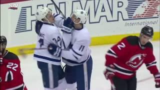 Auston Matthews 7th NHL GOAL! (Toronto Maple Leafs vs New Jersey Devils) November 23th, 2016