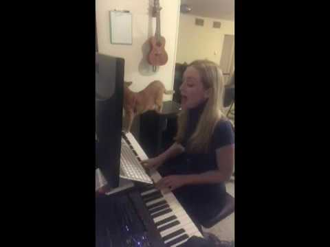 I Knew You Were Trouble by Taylor Swift (Cover by Mandy Dickson)
