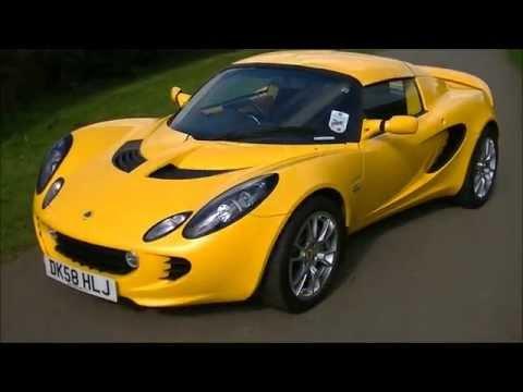 Lotus Elise SC (2008) - YouTube