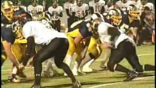 Repeat youtube video Wilmington Greyhounds Win First Round in D-10 AA PIAA Playoffs